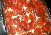 Things That Make You Go Mmmm / by Milissa Wyatt