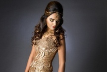 Amazing Lace (Gold) - Client inspiration board ♡ / Our amazing lace dress in gold - perfect for your special occasion. x