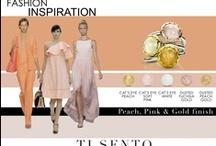 Ti Sento / Ti Sento is sinds 2003 een vooruitstrevend merk op het gebied van Sterling zilveren (925) sieraden.