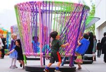 Places & Spaces for kids