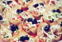 Yummy, Creative Appetizers for Parties