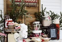 Christmas Time / Recipes, home decor, traditions, inspiration and ideas centered around Christmas and advent to help promote holiday cheer.
