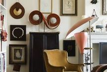 Interiors / by Owen Smith