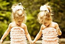Babies / Baby and toddler fashion ideas and inspiration, mainly focusing on girls but also some on boys. Adorable photos and baby fever.