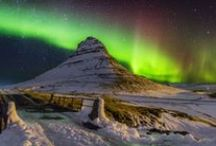 Northern Lights / Discover this magical celestial spectacle this winter