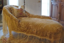 Fabulous Chairs~Benches~Beds~ / by Cheryl Mehaffey