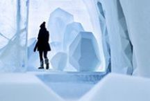 ICEHOTEL - Swedish Lapland / Discover the coolest hotel in the world - the original ICEHOTEL in Swedish Lapland