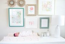 Nursery Decor / The cutest nursery ideas for your little ones. Boys, Girls and Gender Neutral themes. / by Sweet Little Nursery