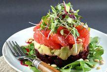 Starters / Vorspeisen / mostly vegan some vegetarisch/vegetarian but adaptable