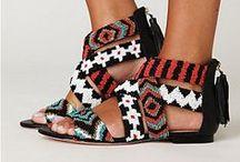 Walk a Mile / Fabulous Shoes / by Lauren Moore