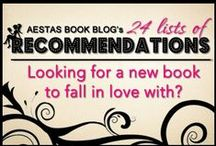 Lists of Romance Recommenations / Looking for a new book to fall in love with? Do you love bad boys? Rock stars? Forbidden romance? More books like Crossfire? Here are 24 lists of recommendations sorted by category to help you choose a new read!! (Updated constantly)