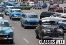 Classics Week / Our week devoted to the world of classic cars.