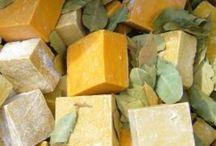Seife sieden | Making Soap / Seife sieden. Vegan und palmölfrei.