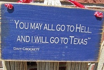 Texas / by Liz Humphrey