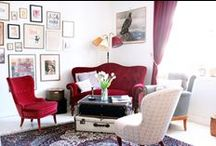 Inspirational Interiors / by Lenita Risberg