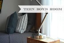 Boys' Rooms / by Christy @ 11 Magnolia Lane