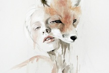 art & illustration / random scattered art finds from across the interwebs / by bethany ann