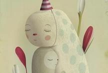 Illustration / by NukketDesigner