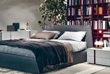 Bedroom / Beautiful bedroom furniture from Italy and Australia