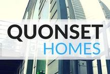 Quonset Hut Homes / SteelMaster Buildings offers some of the most cost-effective, energy efficient Quonset Hut Home building plans on the market.  quanset hut homes | quonset hut | quonset home plans | quonset plans | quonset hut home plan | quanset hut home plan