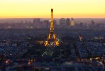 London & Paris / by Liz Humphrey