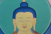 Tibetan Art / Tibetan thangka by Tashi Dhargyal and other inspiring images.