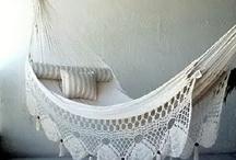 hammocks / by Nany Naiveneedle