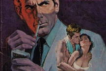 Pulp Sleaze / Classic sleaze and sex pulp, what else do you need to know? / by Andrew Nette
