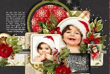 christmas scrapbooking / So many of these pages offer ideas for my own creations, I like to look at many before  actually creating my own. If you wish, you may view large boards; scrapbooking1, more scrapbooking 2 and even more scrapbooking 3. As well as individual scrapbooking boards categorized by baby, all boy, all girl, family, sports, pets, Christmas, beach, destination, heritage and Halloween.