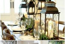 Tablescapes/ Entertaining
