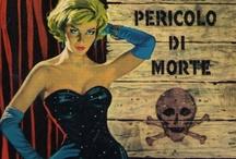 Pulp Spies / Sex, thrills, international intrigue. / by Andrew Nette