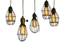 Industrial and Other Lighting / Out of the ordinary lighting, including industrial style lights for use in the home.