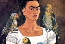 Frida kahlo / Frida Kahlo Art / by Gary Ishmael