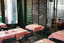 Great restaurant spaces