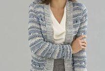 knit free - cardigans, jackets