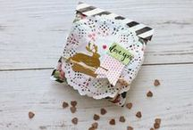 Pretty Packaging / The kind of wrappings that will thrill the recipient.