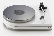 turntables & electronics / by Melanie Siganos