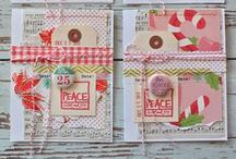 Christmas Cards and Graphics / Printables, cards and other inspiration for Christmas.