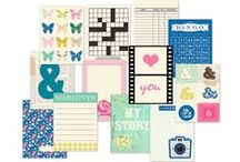 Project Life / Printables and other ideas for Project Life pages.