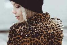Camo Cheetah Studs & Glitter / by Amanda Lloyd