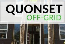 Off-Grid / SteelMaster specializes in creating green, eco-friendly buildings. Take your green living to the next level with these remote and off-the-grid buildings and lifestyle tips.