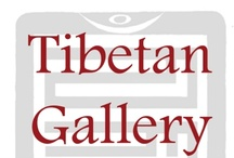 Tibetan Gallery & Studio: Sonoma, CA / Updates of the progress of the giant thangka...