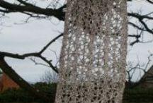 knit free - scarves
