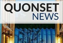 Quonset Huts in The News / There's buzz going around and #Quonset Huts are making headlines! See the latest articles about #quonsets around the globe.