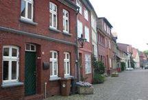 Lüneburg/ Niedersachsen/ Deutschland/ Germany / Lüneburg in der Lüneburger Heide