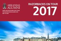 Razorbacks On Tour / Sign up today and travel with Razorbacks on Tour!