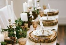 Table Settings for All Occasions / Creative ideas for setting your table.
