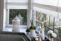 DIY Window Treatments / Are you up for making roman shades or other window treatments? Let this board be your guide.