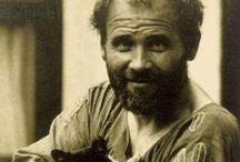 Gustav Klimt / by Gary Ishmael