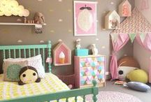 char and maddie's bedrooms